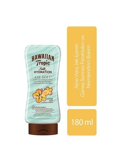 Hawaiian Tropic Hawaiian Tropic Silk Hydration Air Soft 180 ml - Güneş Sonrası Nemlendirici Losyon Renksiz